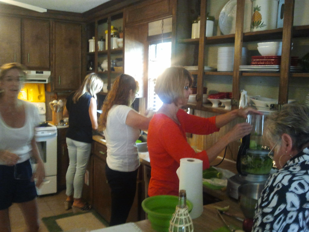 Totally fit needs new cooks in the kitchen bliss spiritual co op Kitchen design and fitting courses